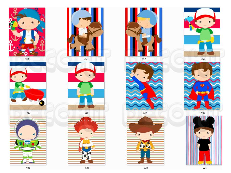 Laminas cuadros infantiles for Laminas cuadros