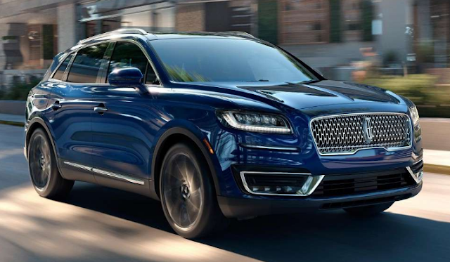 2019 Lincoln Nautilus Review Design Release Date Price And Specs