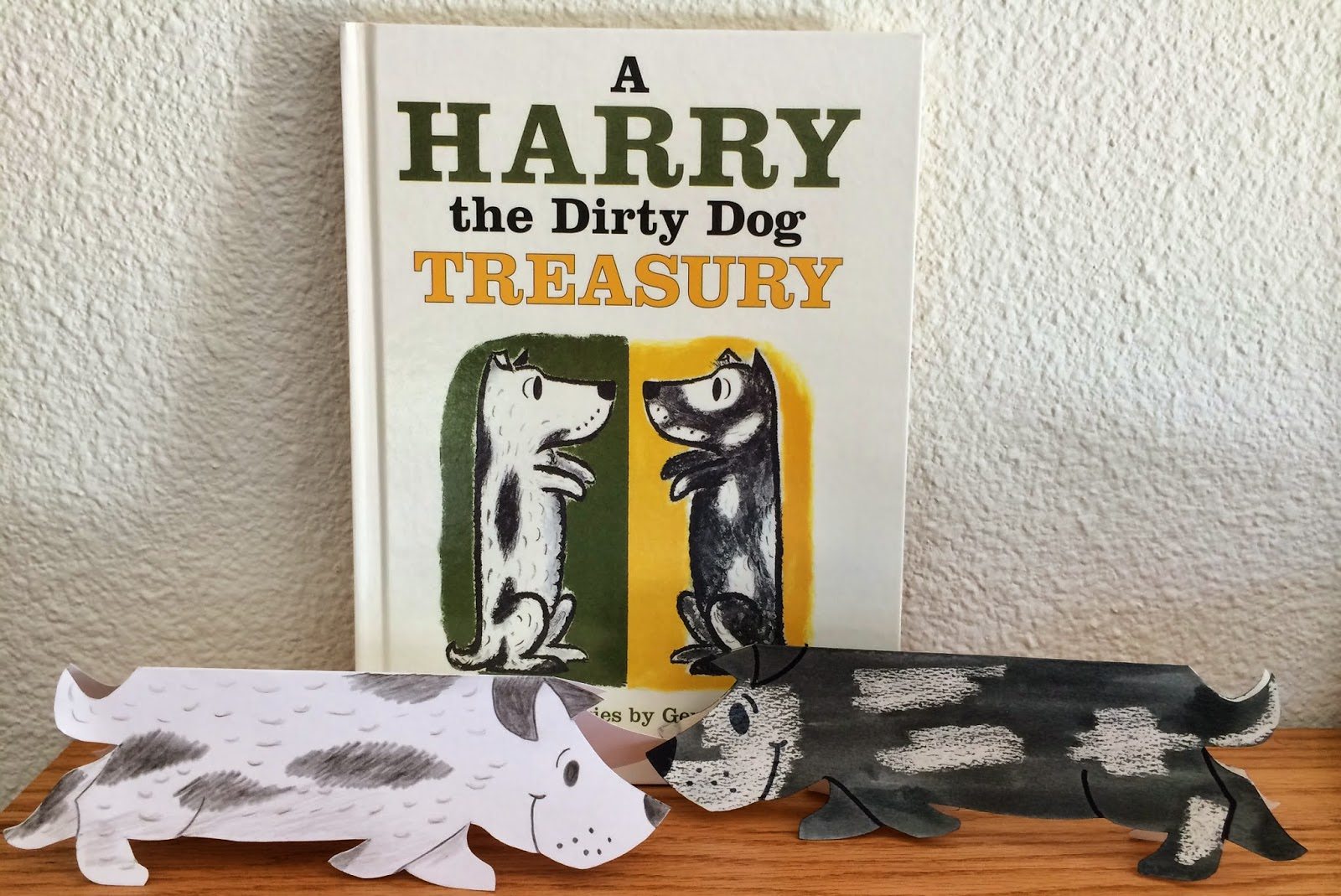 Kathy S Art Project Ideas Harry The Dirty Dog Storybook