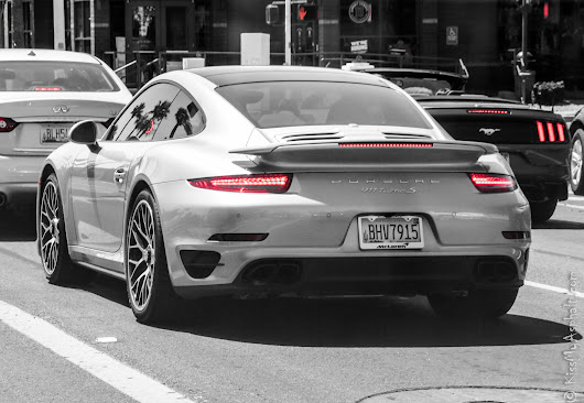 #ThingsYouCantAfford: Porsche 911 Turbo S