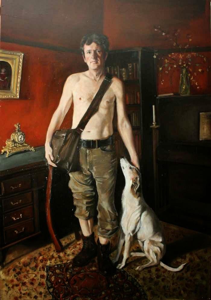 Британская художница. Julia Watts