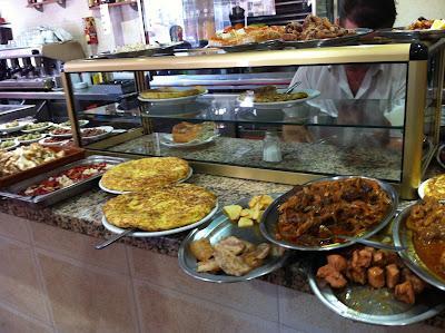 Almuerzos populares - Bar Prisma Xirivella