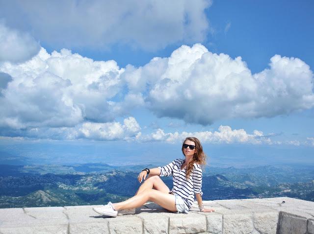 Что посмотреть в Черногории. гора Ловчен вид на Котор