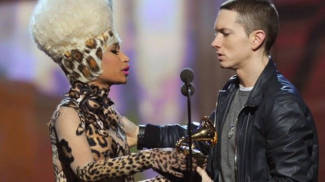 Download Mp3: Nicki Minaj Feat. Eminem & Labrinth - Majesty (Rap)
