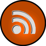 rss glowing icon