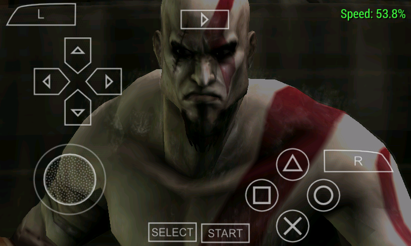 Download game God Of War Ghost of Sparta USA / EUR ISO +