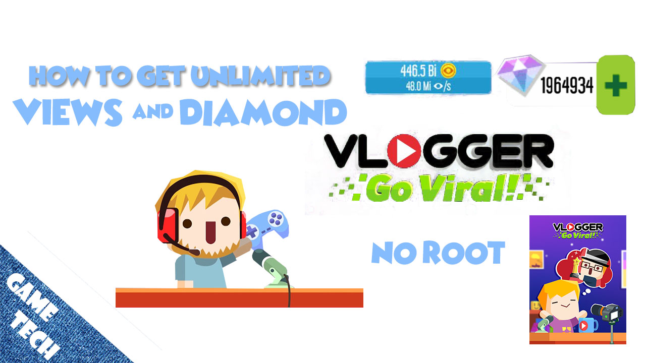 Download Vlogger Go Viral Mod Apk-Get[ Free Mod+Apks+Patch+OBB]