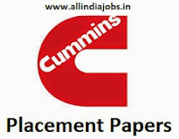 Cummins Placement Papers