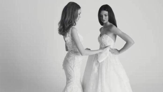 Trova un grande stilista e avrai un bellissimo abito da sposa - Video