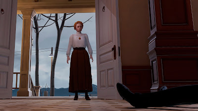 The Invisible Hours Game Screenshot 1