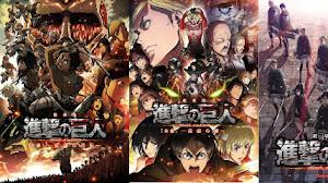▷ Descargar Shingeki no Kyojin Películas Recopilatorias ✅ [3/3] [Blu-Ray] [HD] [720HD] [Sub Español] [MEGA-MEDIAFIRE]