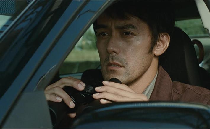 Hiroshi Abe em Depois da Tempestade, de Hirokazu Kore-eda