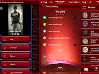 Download BBM Red Angelic V3.0.0.18 Apk