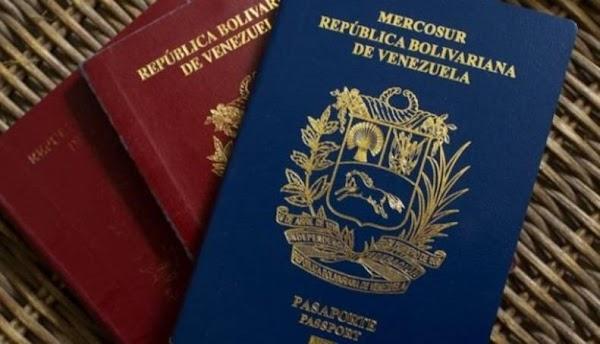 Saime habilita plataforma para pagos del pasaporte a través del Banco de Venezuela