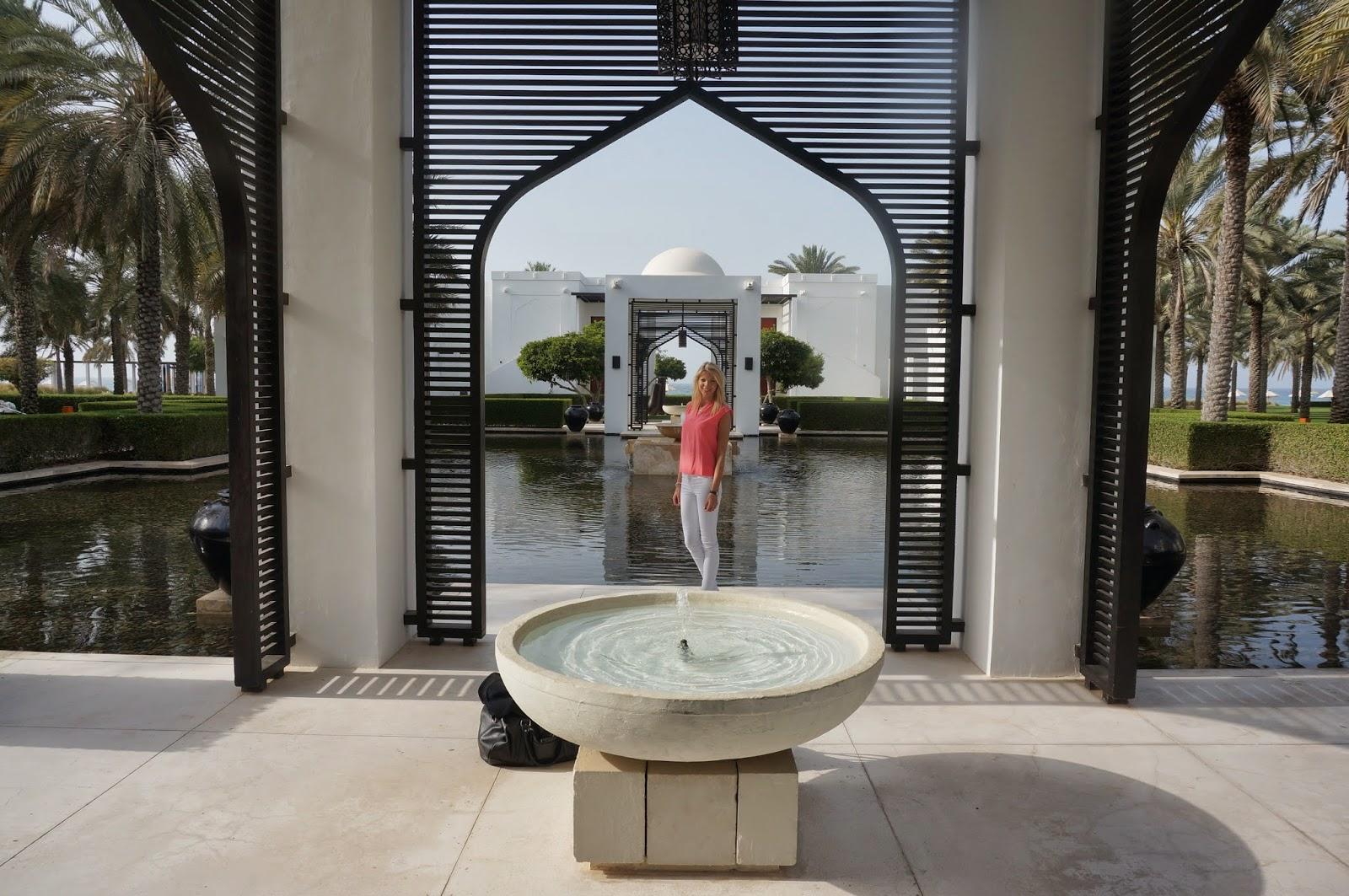 Romantic Muscat: Putting the 'Oman' in Romance