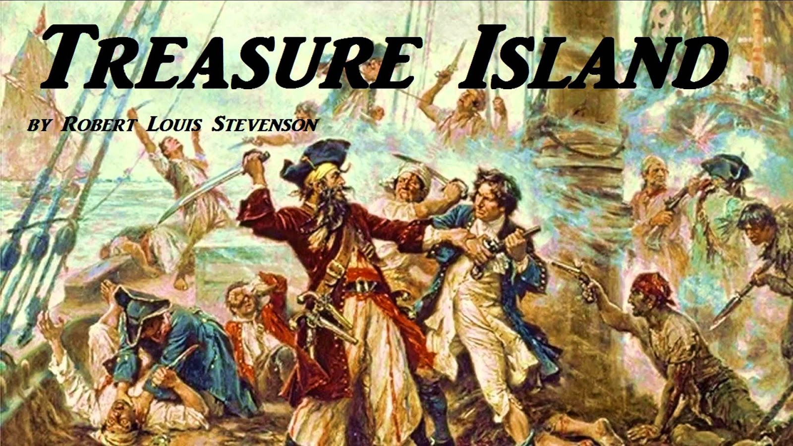 Treasure Island Chapter 2 Summary