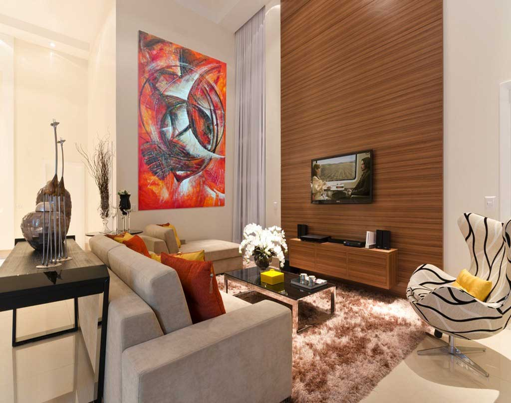 77 Desain Ruang Keluarga Minimalis Terbuka Lesehan Elegan Klasik