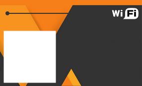 Template User Manager Voucher Hotspot Mikrotik Plus QR Code