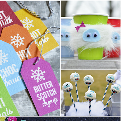 Bumble Winter Bash | A Yeti Inspired Playdate Party