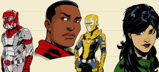 New M.A.S.K. Character Designs Revealed For IDW Comic Series