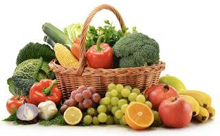 Buah-buahan dan Sayuran Untuk Menurunkan Penykit Asam Urat
