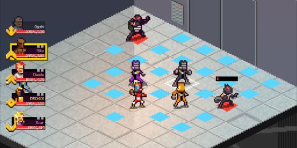 Chroma Squad Batalha