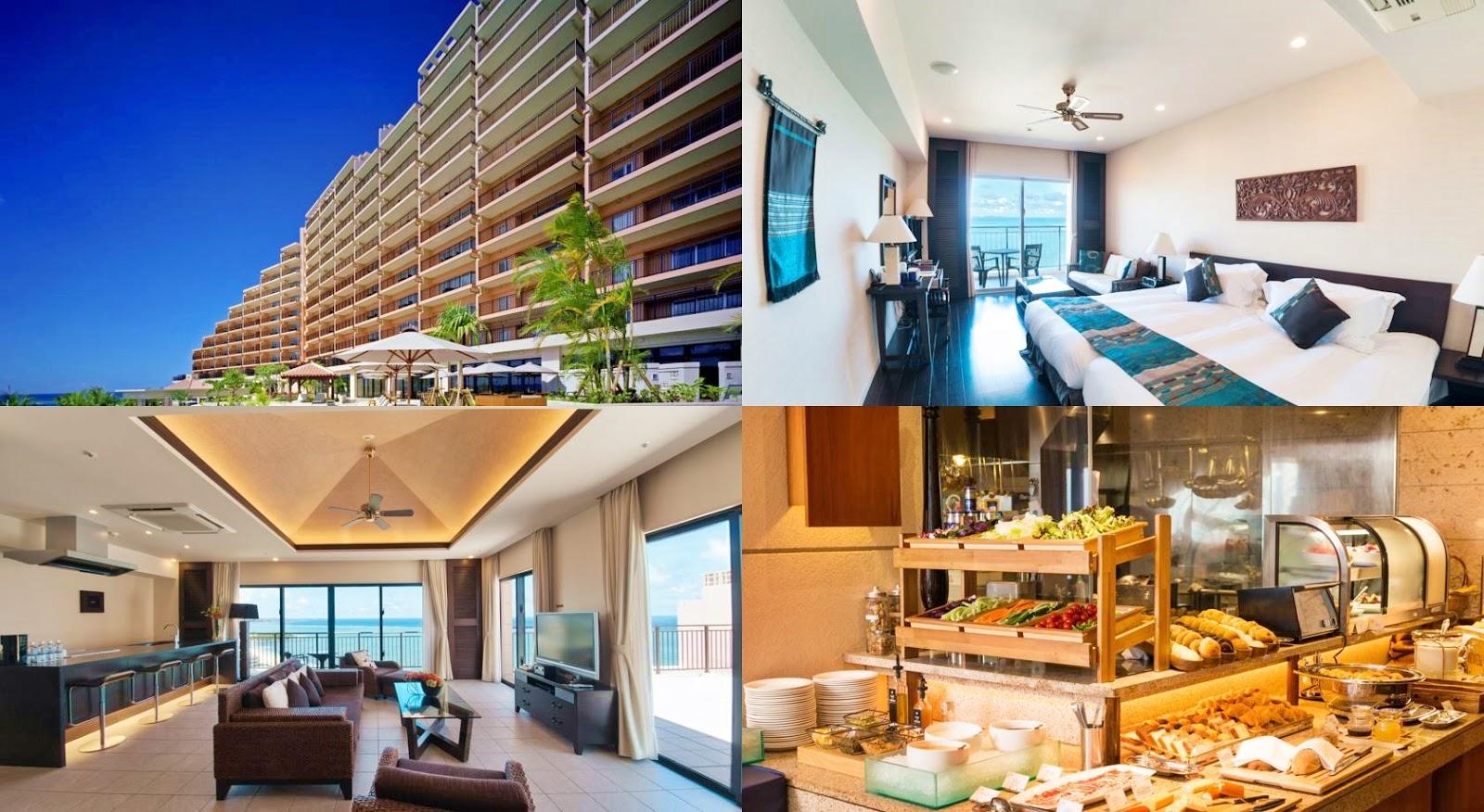 沖繩-住宿-推薦-飯店-旅館-民宿-公寓-卡夫度假富著公寓酒店-Kafuu-Resort-Fuchaku-Condo-Okinawa-hotel-recommendation