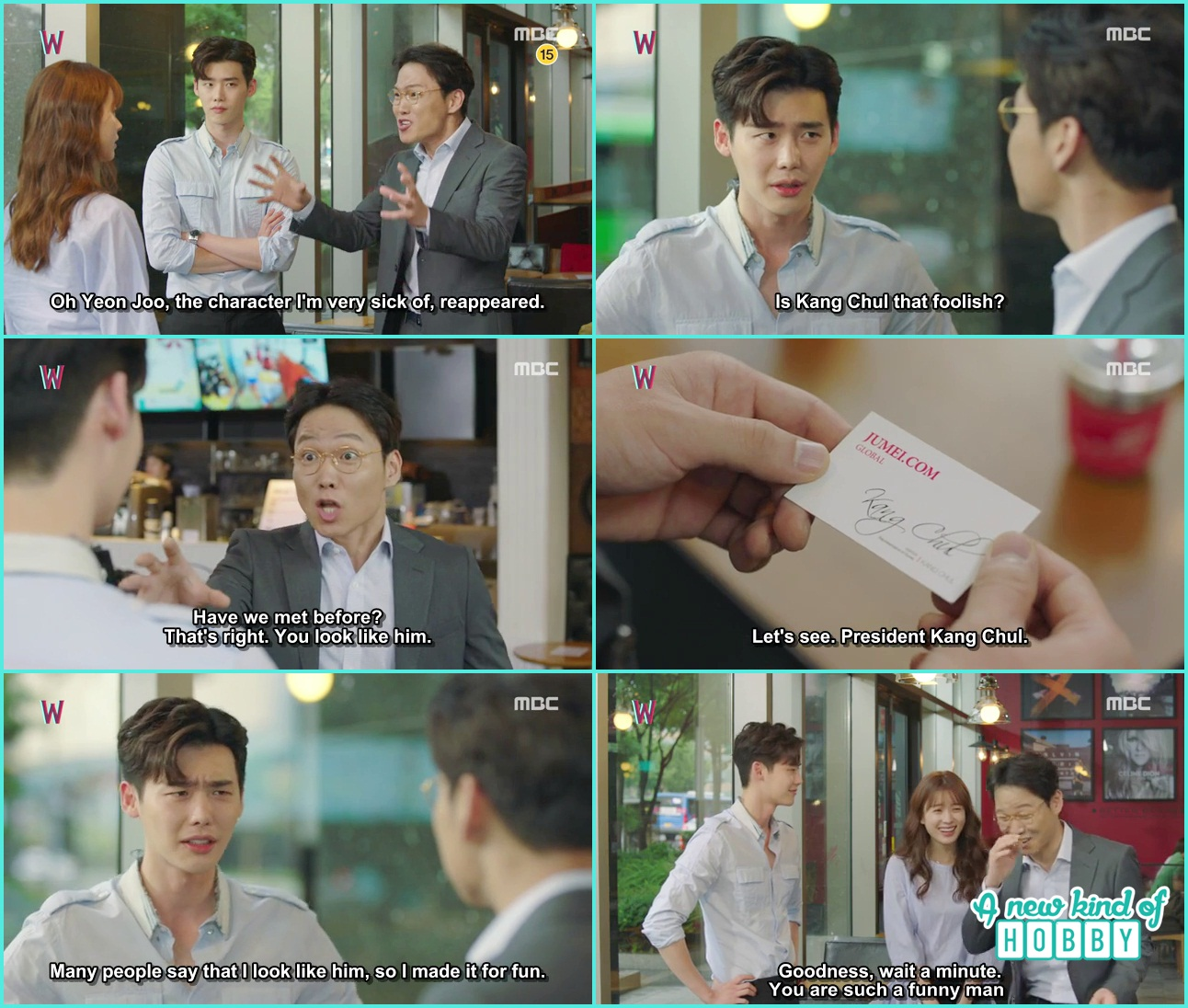 The Hypothesis & Unexpected Twist - The Two Worlds W - Ep 13 Review