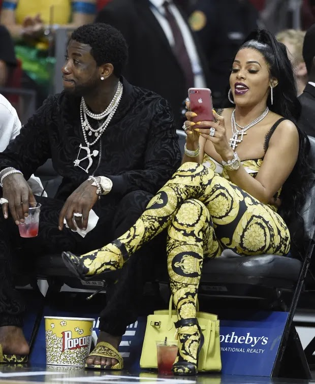 Gucci Mane's Wife Keyshia Exposed For Lying About Her Age