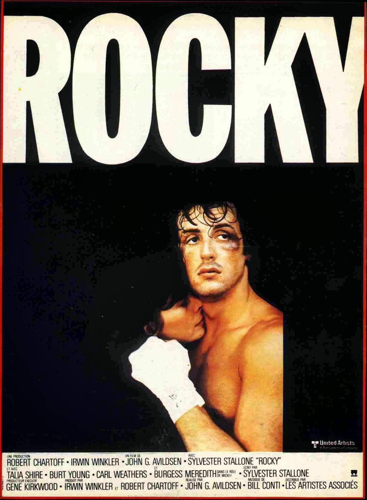Happyotter: ROCKY (1976)