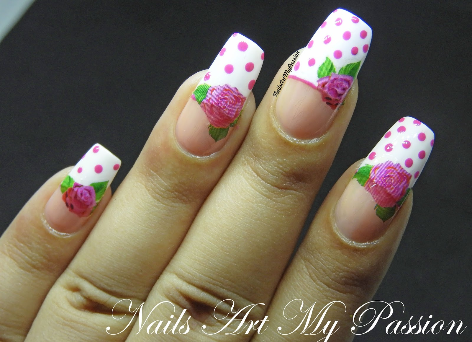 Nail Art My Passion: Naughty Nails Australia Water Decals Review ...