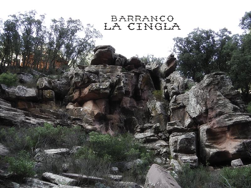 Barranco La Cingla - Andilla