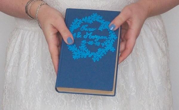 Mariage : mon porte-alliances DIY