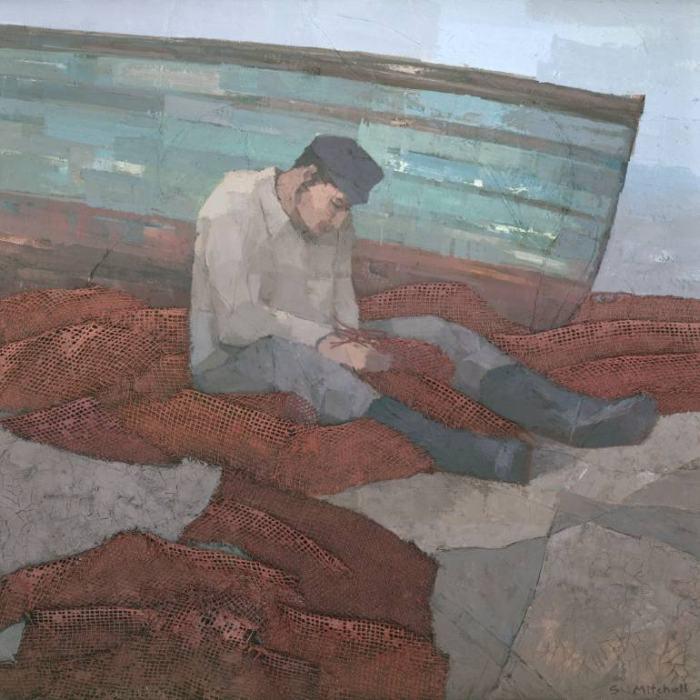 Фигуративная живопись. Stephen Mitchell