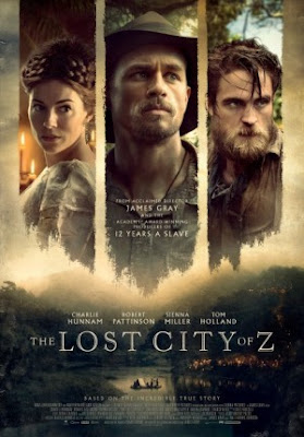 Trailer Film The Lost City of Z 2017