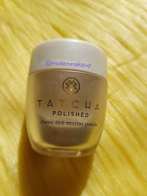 Tatcha Polished Classic Rice Enzyme Powder - www.modenmakeup.com