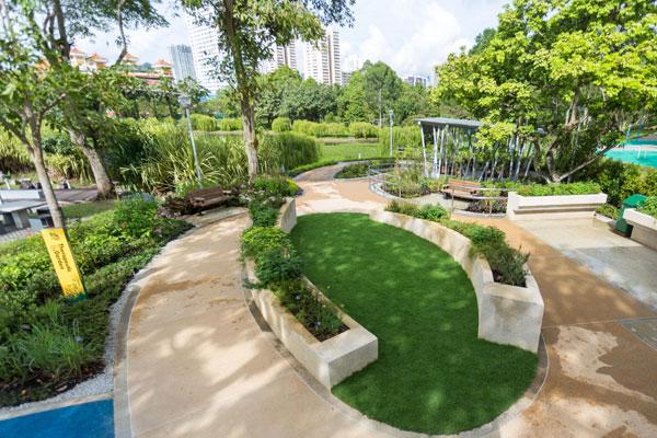 Bishan-Ang Mo Kio Park (Pond Gardens)