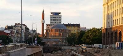 Mezquita Banyia Bashi Sofía