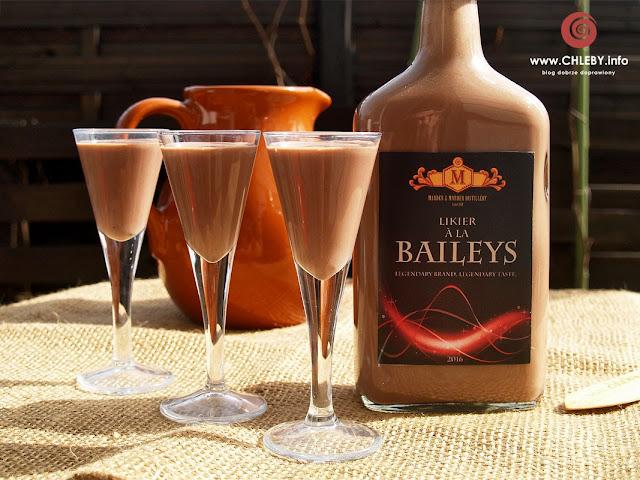 Domowy Baileys