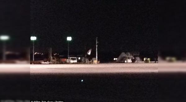 Pesawat MAB MH128 Cuba Dirampas Di Melbourne