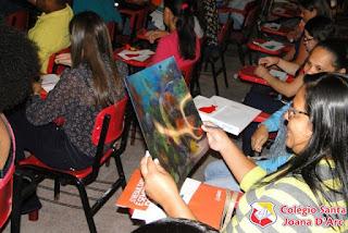 Reunião de pais e plantão pedagógico no CSJD.