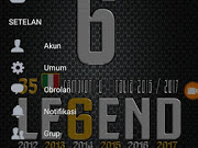 Download BBM MOD Black v3.3.4.48 Apk Update Terbaru 2017