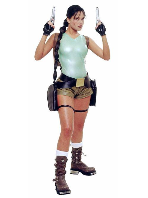 Karen lancaume lara croft nude raider 03 - 3 6