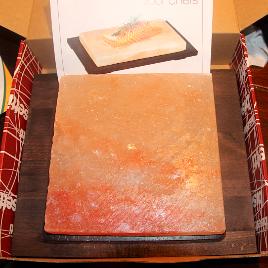 Bisetti Himalayan Salt Cooking Stone Review