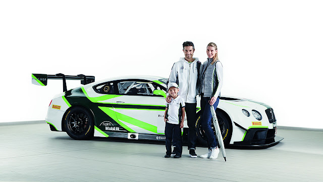Bentley launches new Motorsport Collection at Geneva