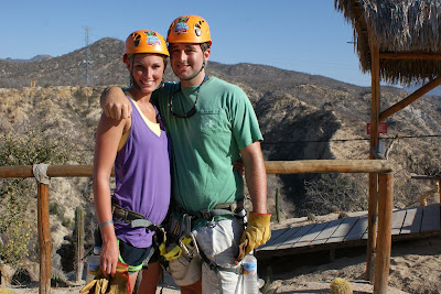 zip lining cabo
