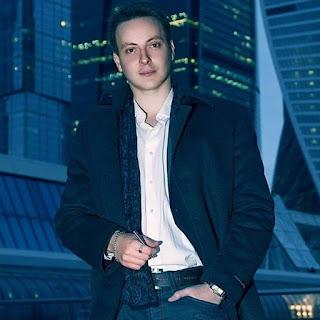 Писатель Вадим Громов