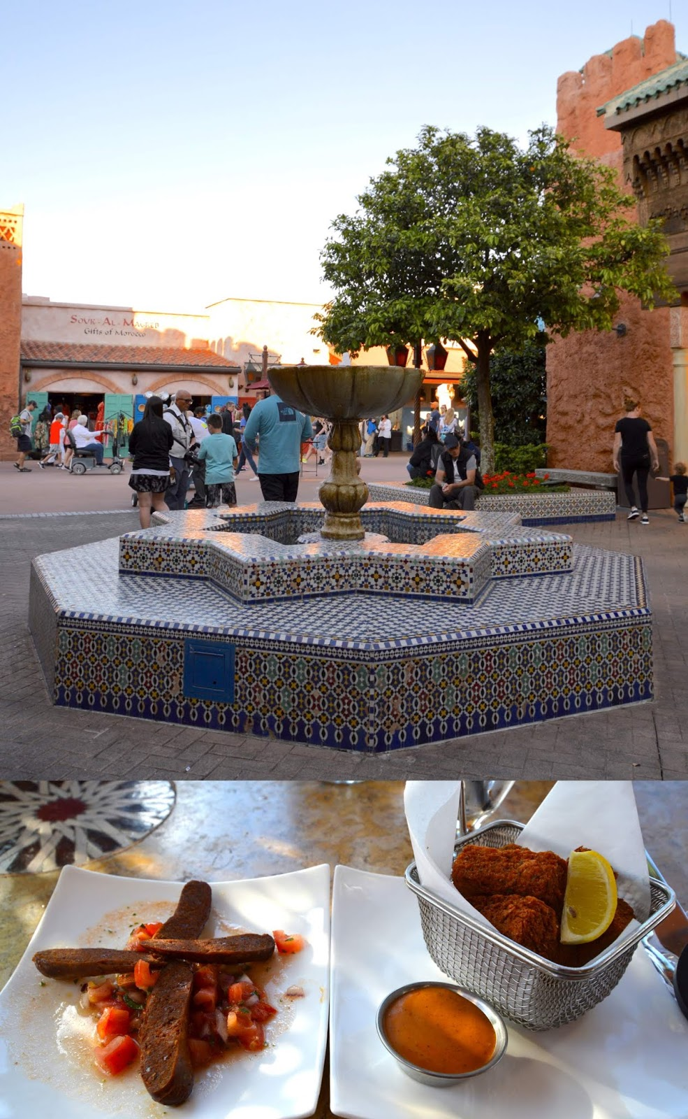 Best Food in Epcot - Morocco
