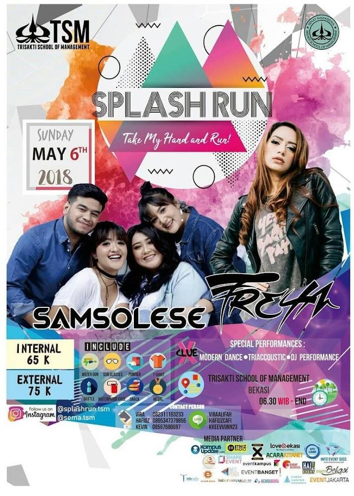 Splash Run • 2018