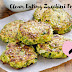 Clean Eating Zucchini Fritters